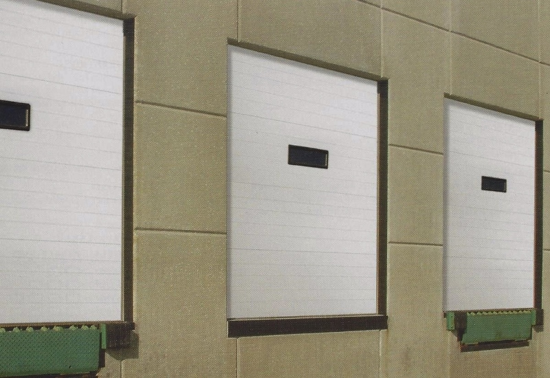 6500 Commercial Garage Door Installation