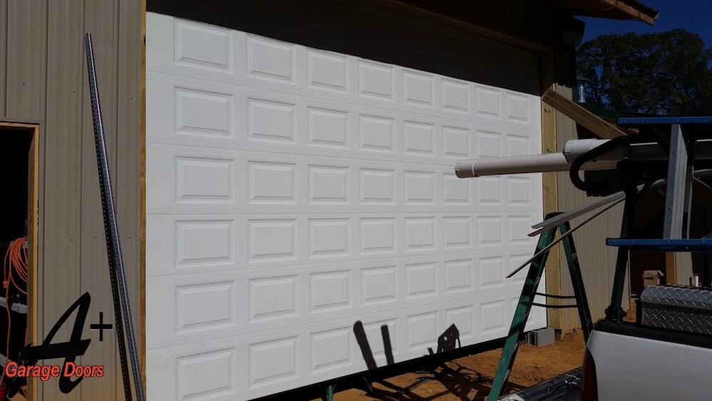 After Commercial Door Replacement Installation Salisbury