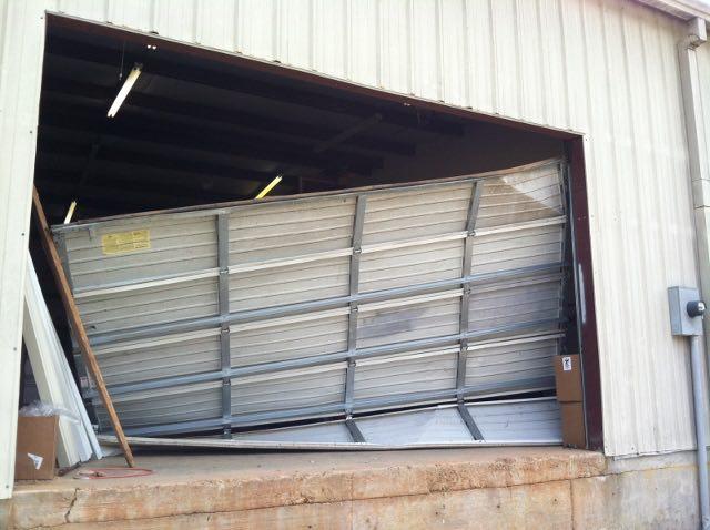 Ye! We Fix Broken Commercial Garage Doors