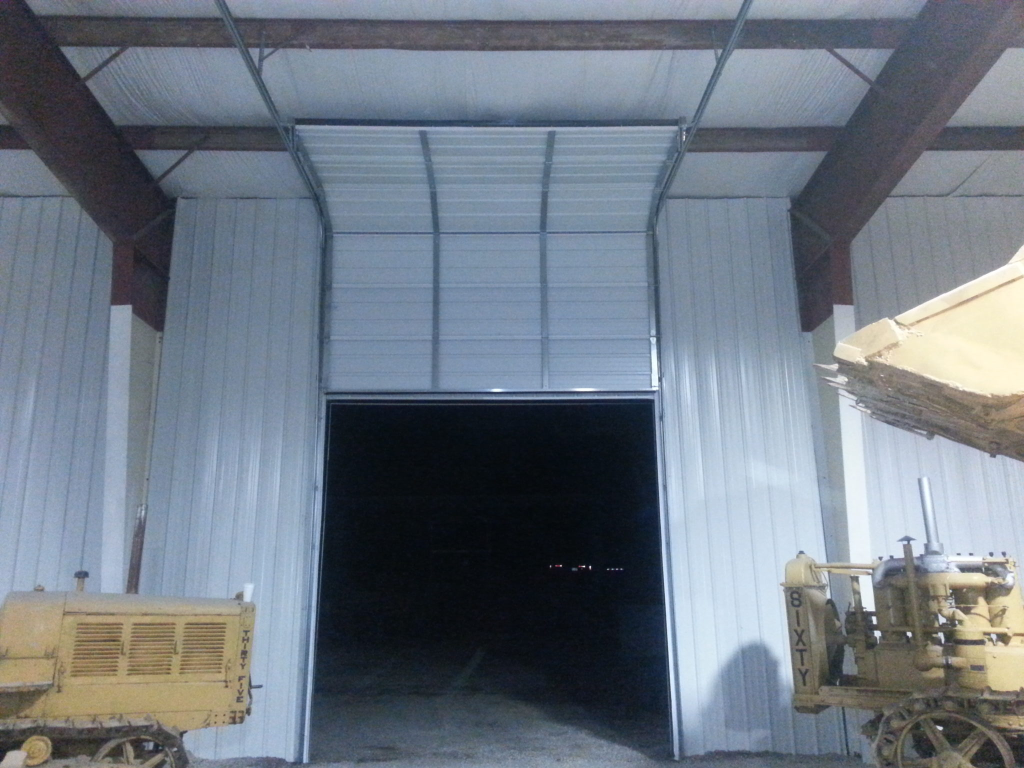 Commercial garage doors installations charlotte nc
