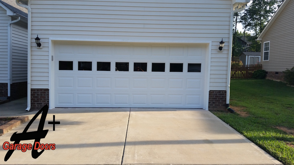 Curb Appeal Gallery Garage Door Installation
