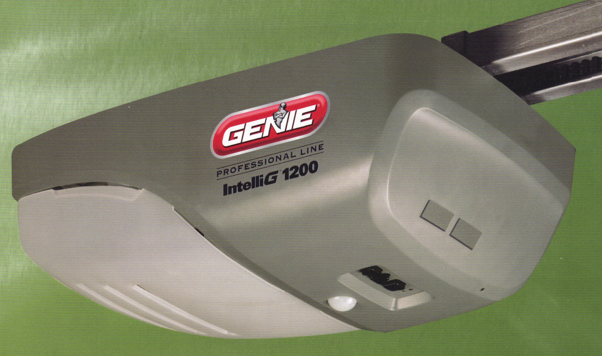 Genie 1200 garage door opener a plus garage doors for Genie garage door