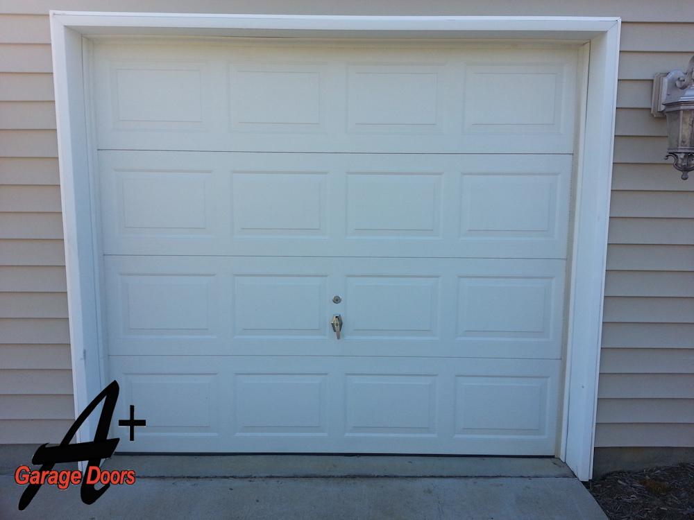Residential Garage Door Gallery Work