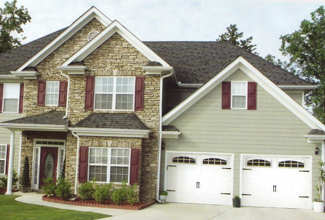 3630 Residential Garage Door