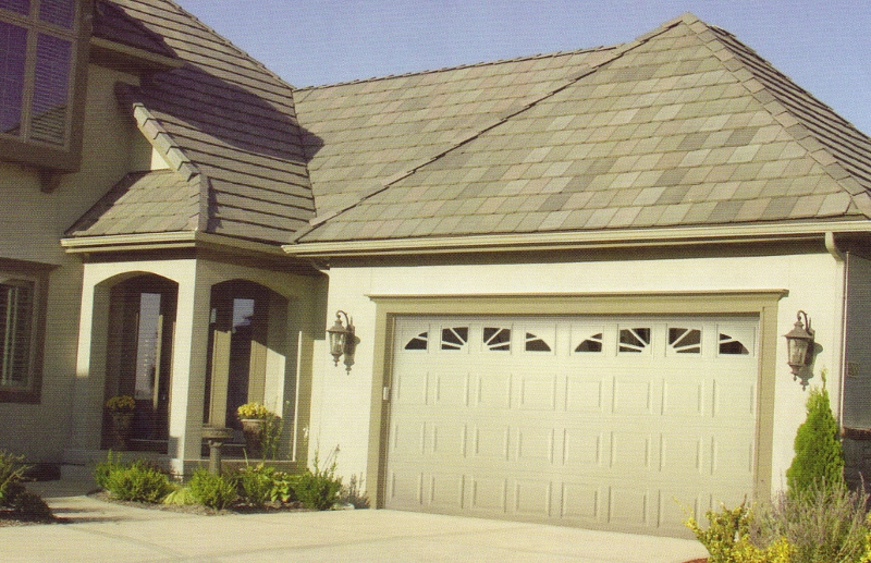 3610 Residential Steel Garage Door