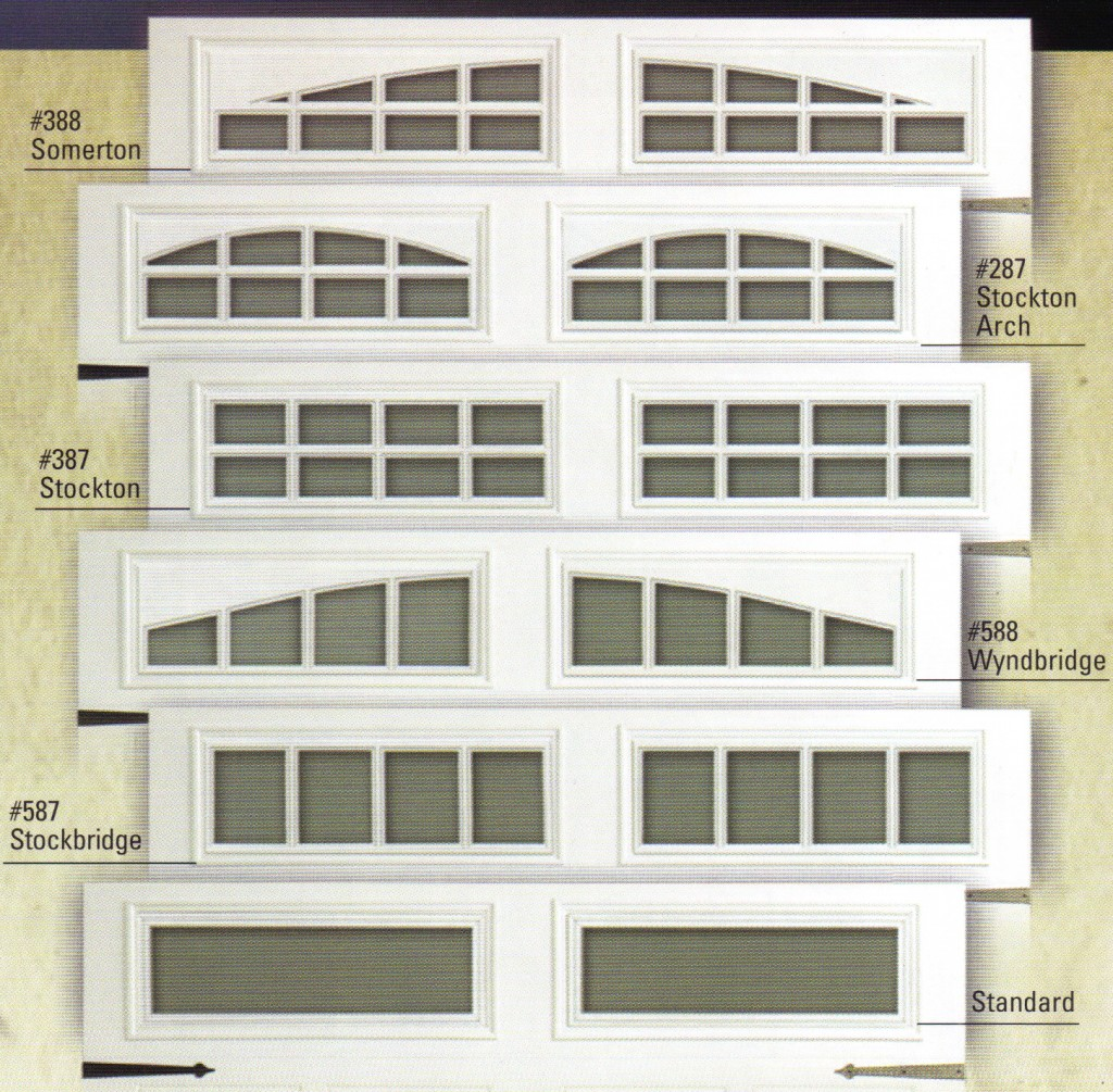 Inserts For Garage Door Windows - Wageuzi