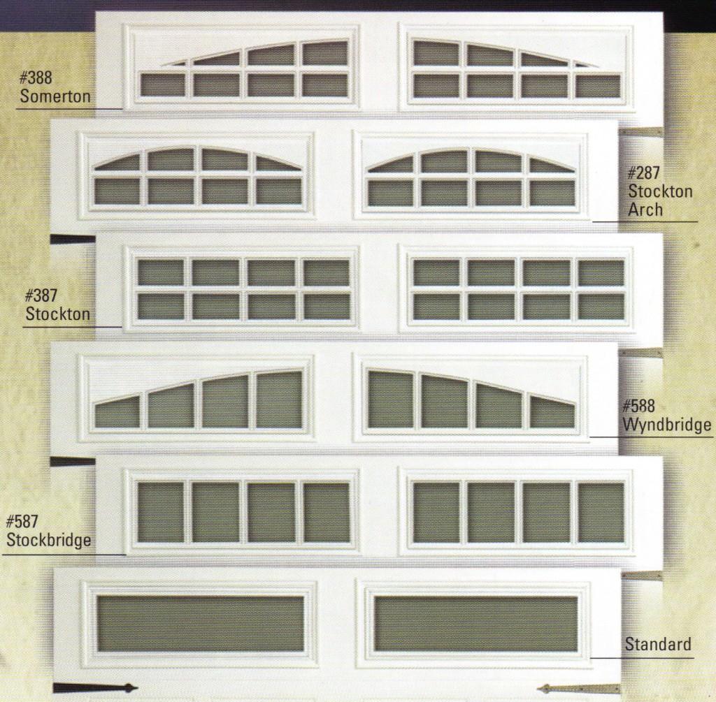 garage door windows kitsGarage Door Window Inserts Window Insert Options Choose The