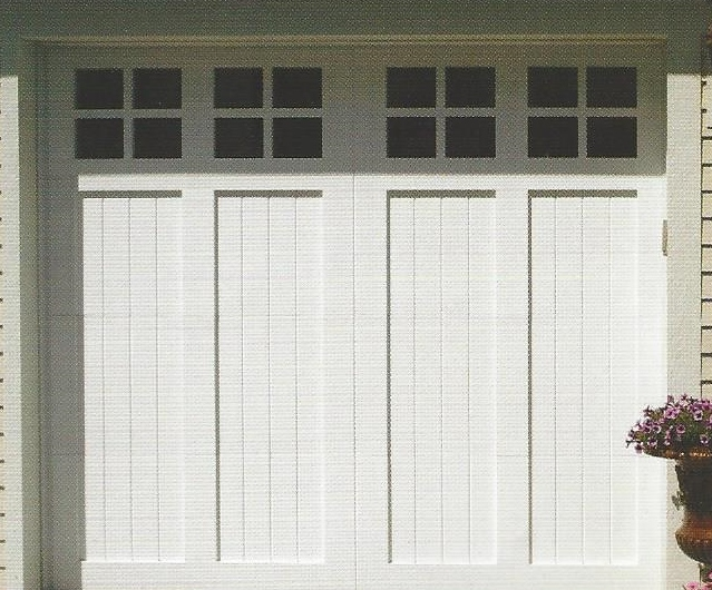 Birmingham White Automotive Paint Option D Window
