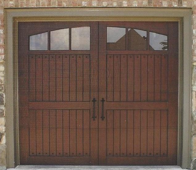 Leatherwood Custom Option H Window