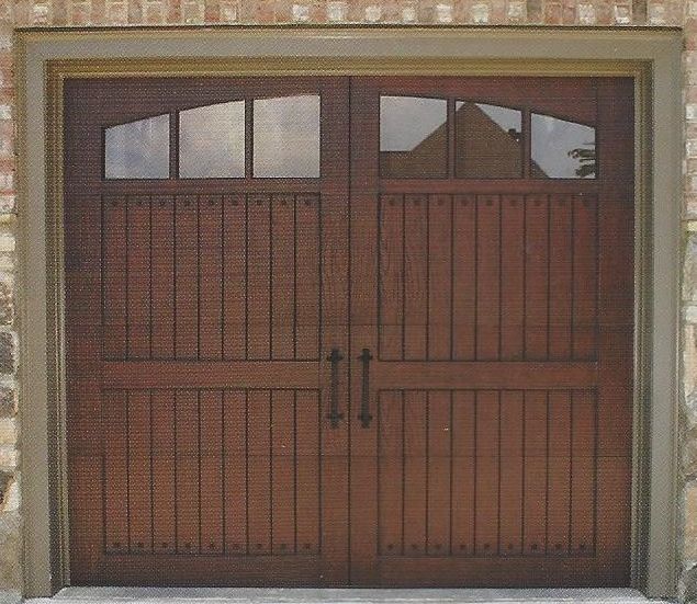 Composite wood garage doors wood composite garage doors for Composite wood garage doors