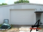 Cornelius NC Install Commercial Garage Door Cut Opening