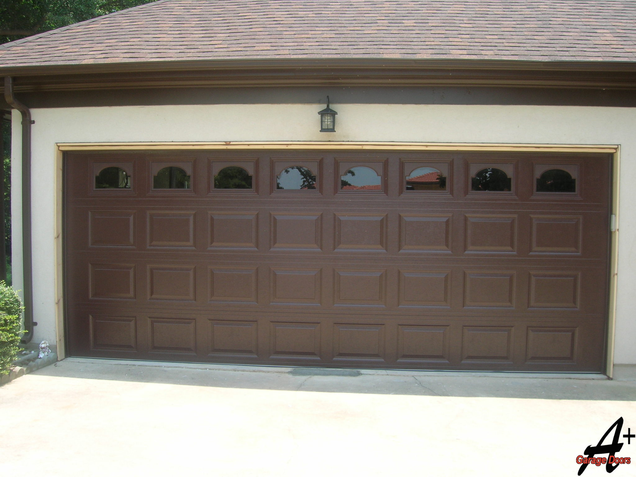 Weddington NC Double Garage Door