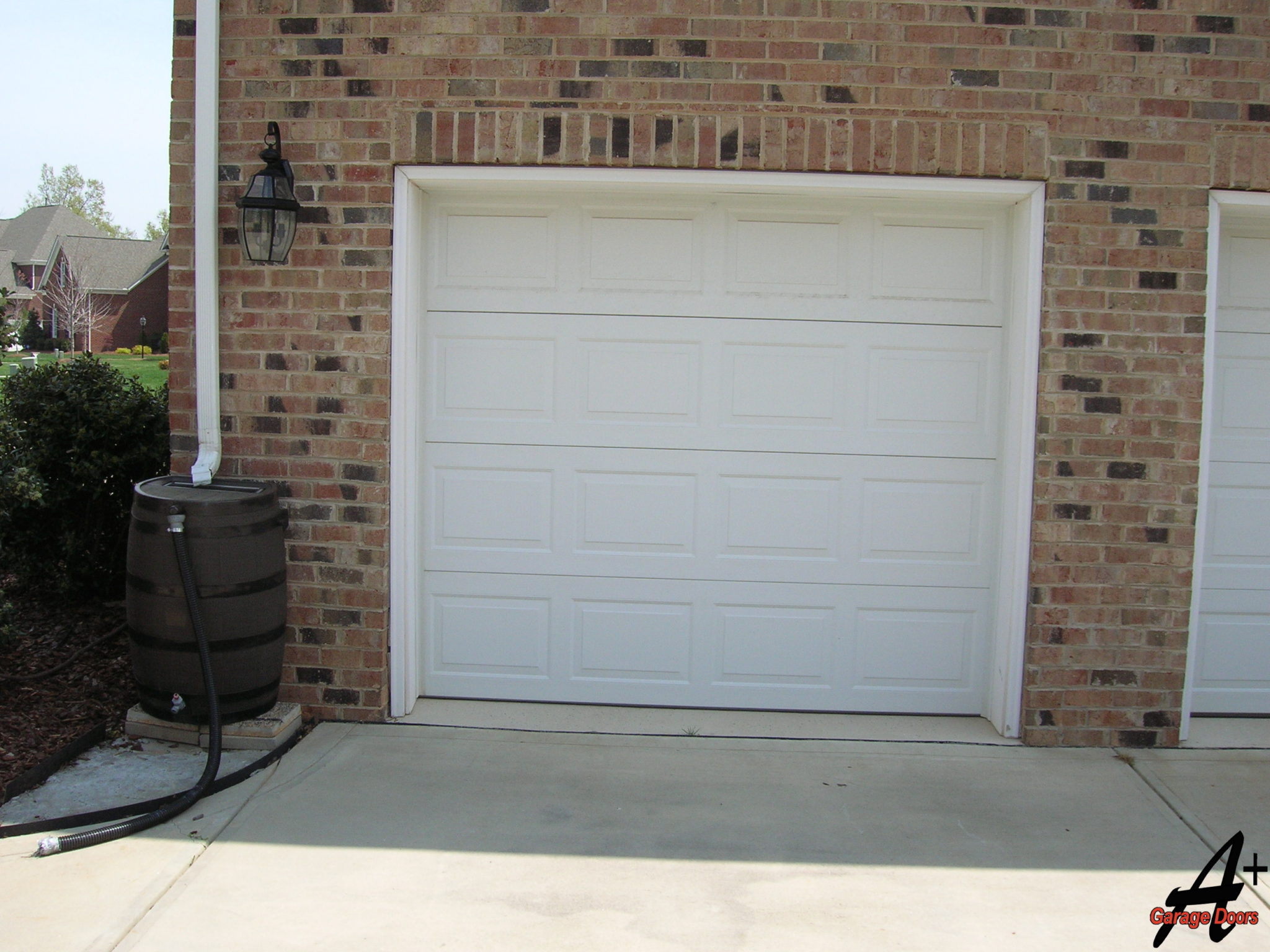 Stallings NC Single Garage Door Installation