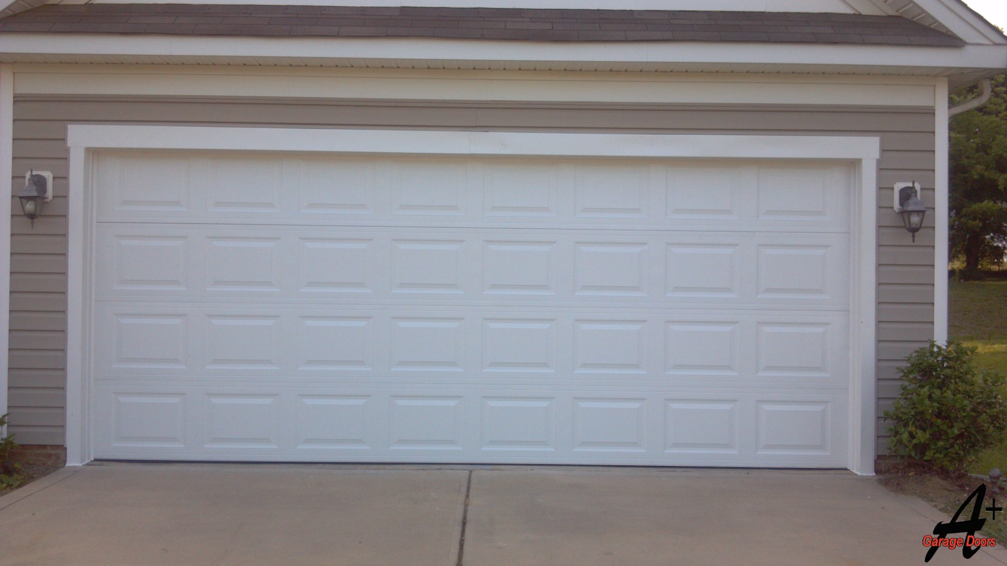 Charlotte Garage Doors combined, after