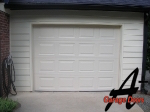 York SC Single Garage Door