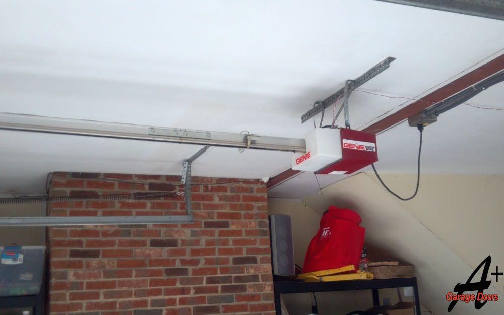 Garage Door Opener Repair Replace