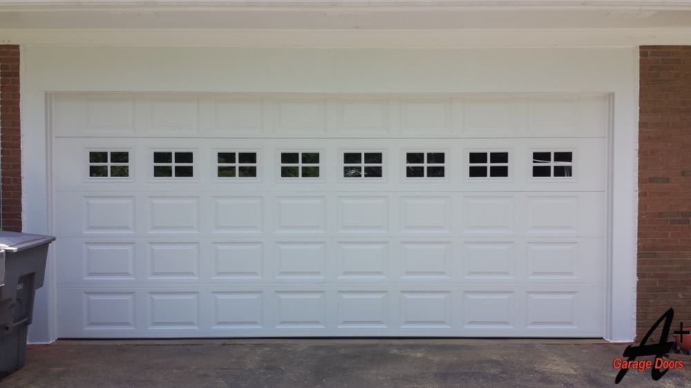 Residential Garage Door Installation After
