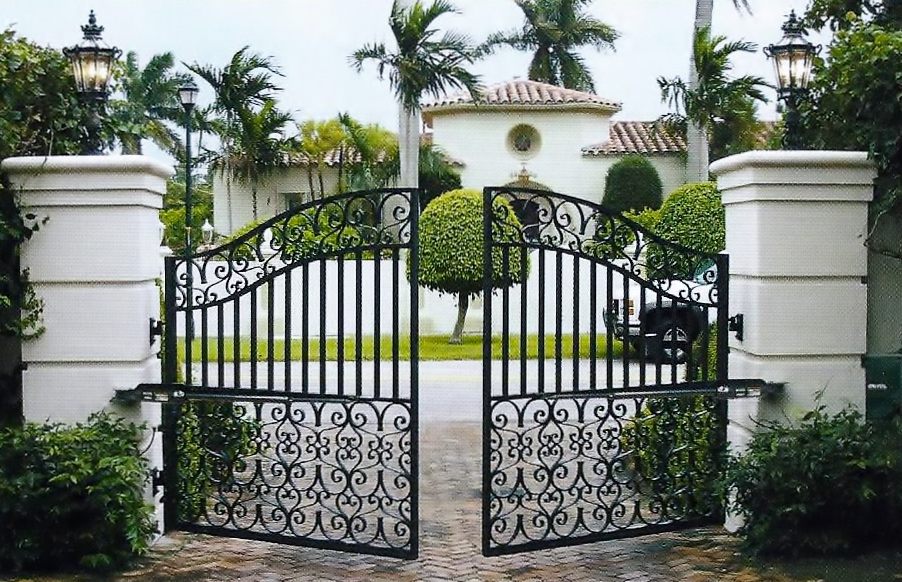 Driveway Gate Opener Operater And Accessory Charlotte