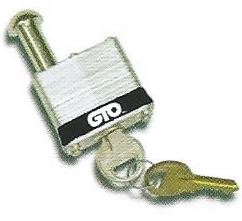 Driveway Gate Pin Lock
