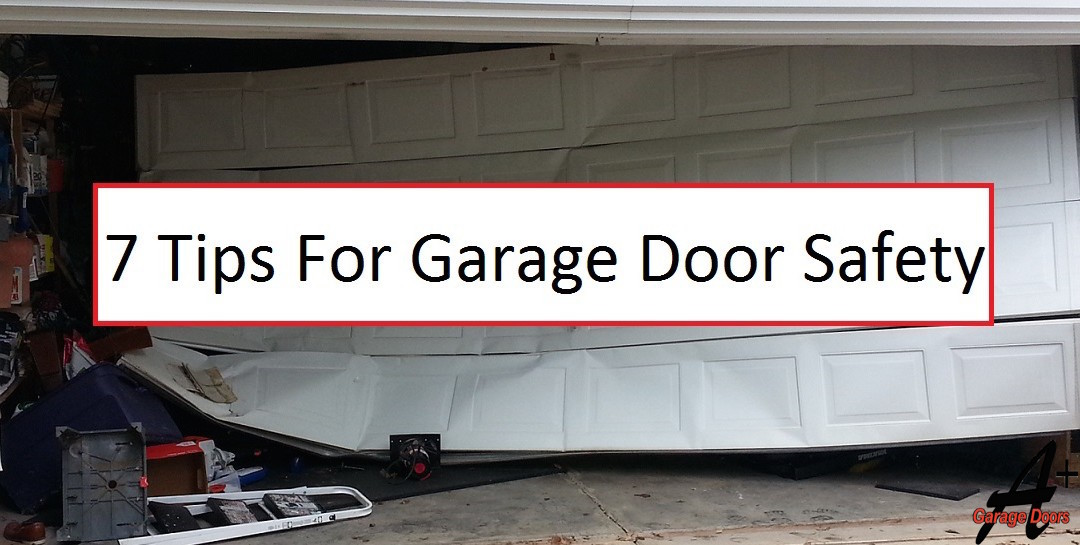 7 Tips For Garage Door Safety, Straight From the Experts