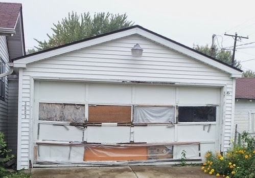 Garage Door Repair Fail