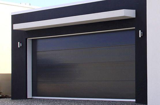 Black Garage Door Repair Unique Door Installation