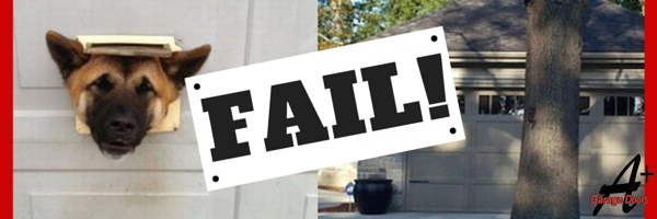 8 Hilarious Garage Door Fails