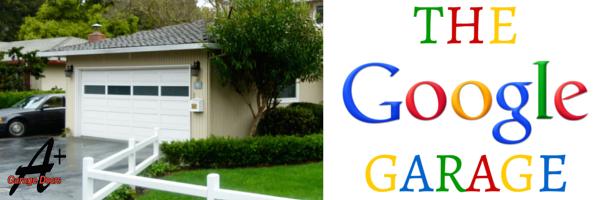 The Google Garage