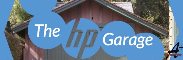 The HP Garage