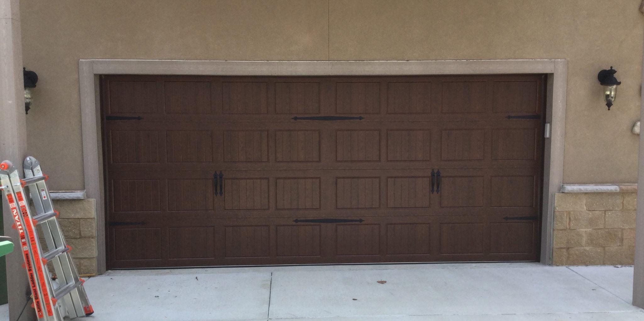 Monroe Garage Door Installation Residential 3630 New