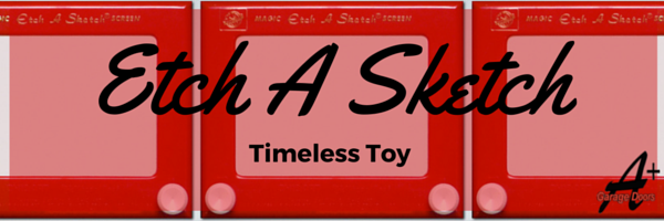 Etch A Sketch: The Timeless Toy