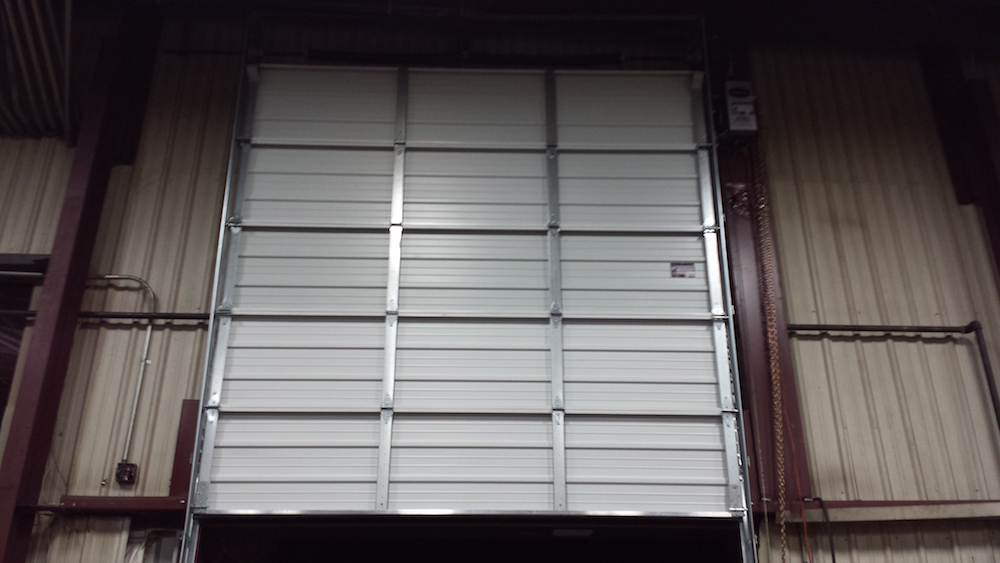 charlotte nc commercial garage door installation a plus