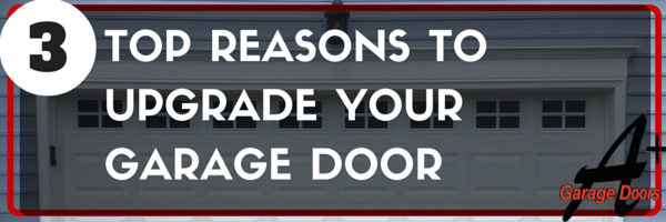 3 top reasons to upgrade your garage door residential commercial - Reasons inspect garage door ...