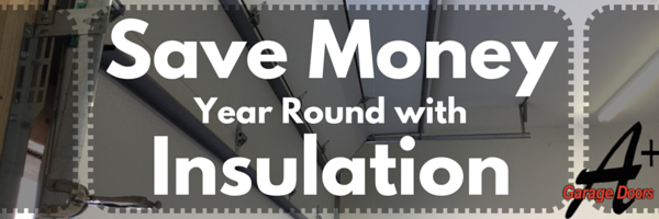 Save Money Year Round with Insulation