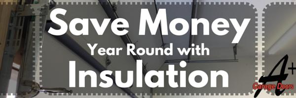 Save Money Year Round with Insulation