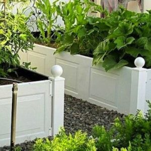 Garage Door Planter Recycle Outdoors