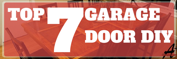 The 7 Best Garage Door Recycling DIYs!