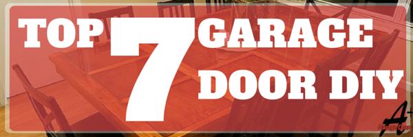 The 7 Best Garage Door Recycling DIYs!