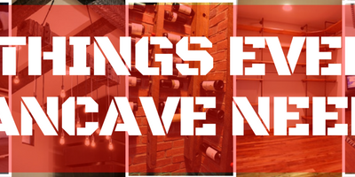 5 Things Every Mancave Needs