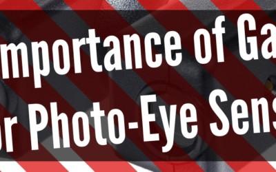 The Important of Garage Door Photo-Eye Sensors