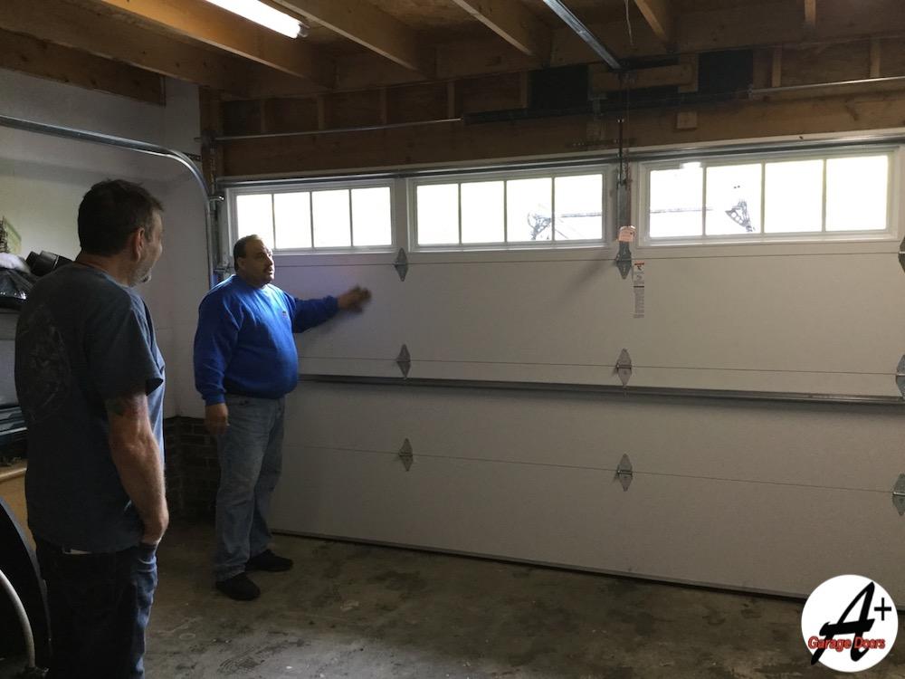 Demo Garage Door Residetial Walkthrough